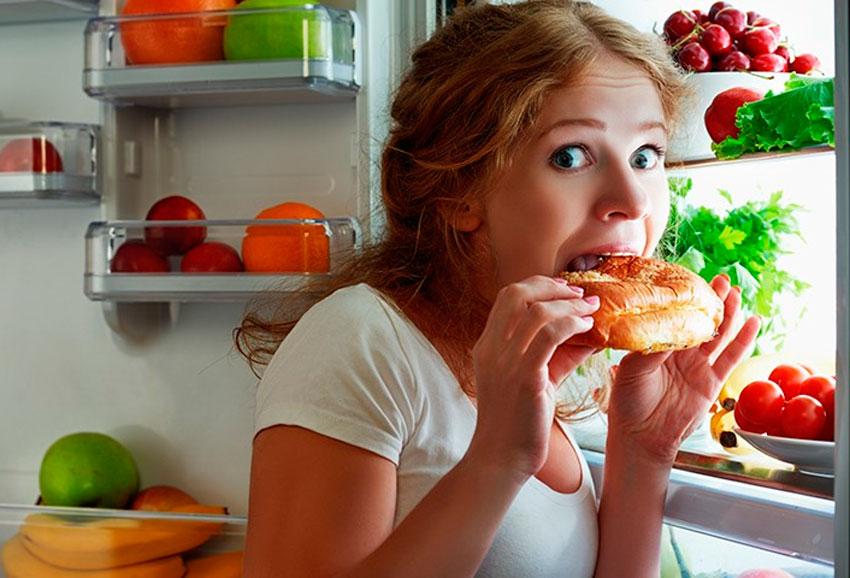 Кушать хочется похудеть